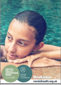 Mental Health Awareness Week - mindfulness